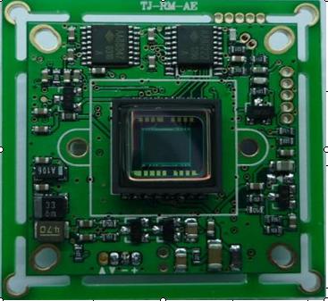 1/3 Sony CCD 420TVL PCB Board Color Camera