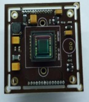 480TVL Board Securtiy CCTV Camera OSD Control