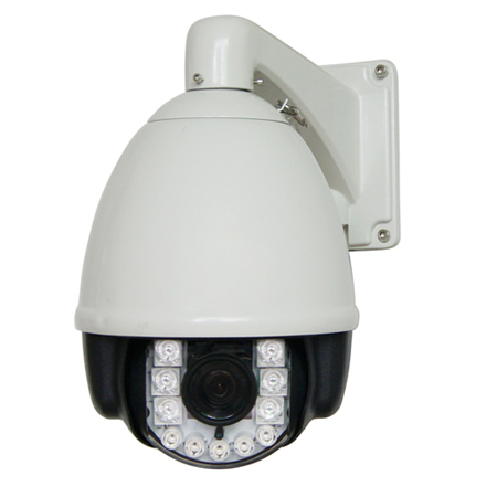 IR Intelligence 7inch Middle Speed Dome Camera