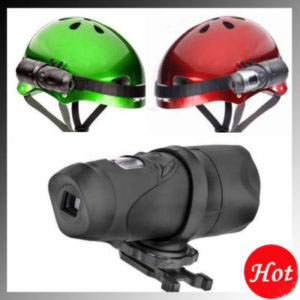 New product Hand-free Waterproof Action Helmet Camera Sports Camcorder 50 fps