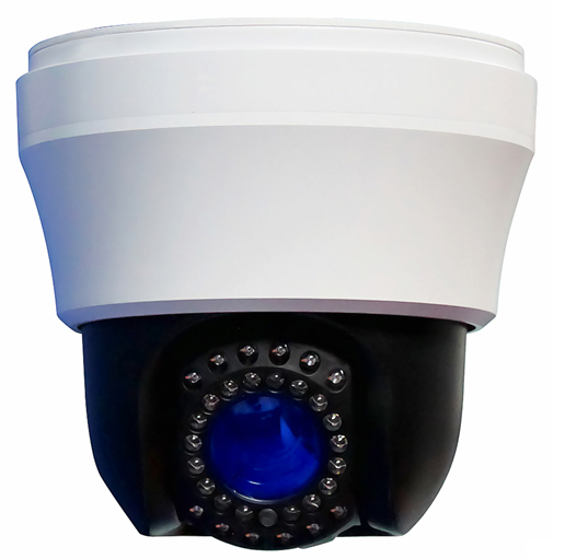 IR Indoor Mini High Speed Dome Monitoring System