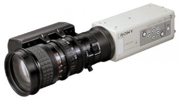 SONY DXC-390 1/3type 3CCD NTSC Camera Exwave HAD