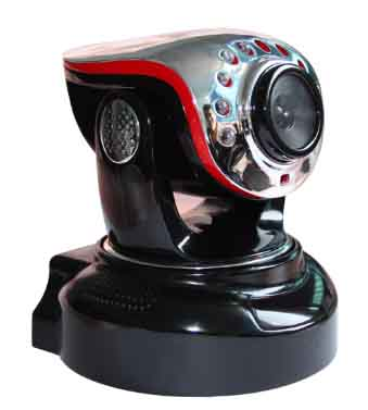 Mega Pixels two way Audio IP camera