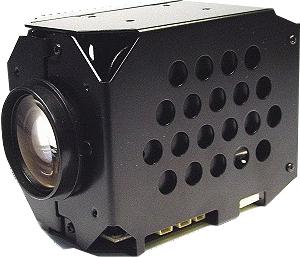 LG LM927DA EX-View CCD camera