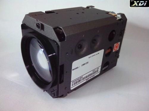 LG LNM1220 1/2.8inch CMOS 1080P FullHD 12X Color Module Camera