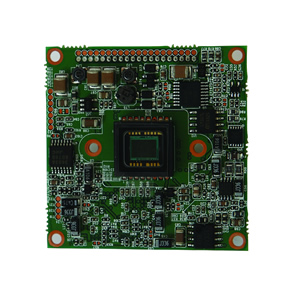 SAMSUNG PCB Broad Camera SDB-40P OSD 1/3 SONY Super HAD CCD Camera