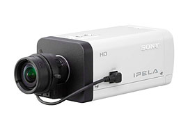 View-DR Exmor CMOS 1080p HD Fixed network cctv camera Sony SNC-CH240
