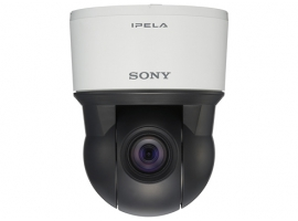 Sony SNC-EP521 Wide D technology 36x optical zoom lens Network SD PTZ camera