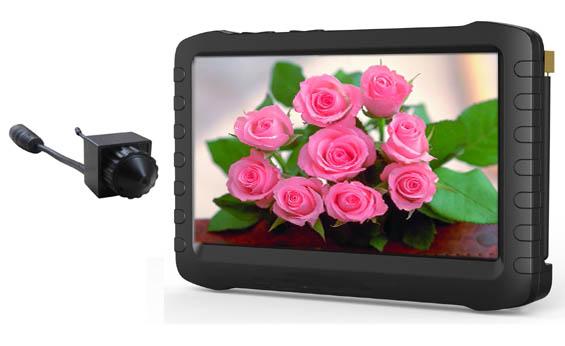 F2.0 90deg 3.6MM 5.8G Wireless Mini Camera HD DVR Kit Mini Spy DVR Camera