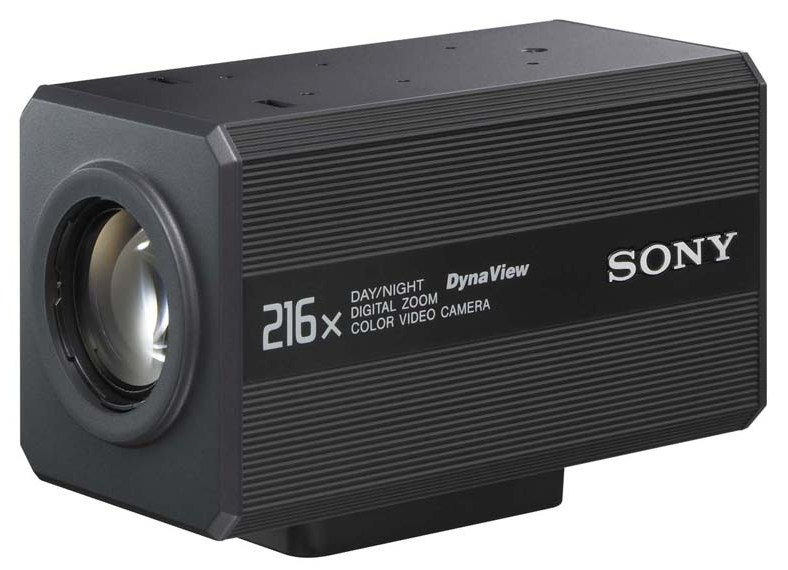 SONY SSC-ET185P 540TV Line 18X CCD Zoom CCTV Camera