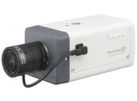SONY SSC-G718 1/3-type Analog Color CCD Box Camera