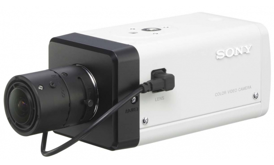 1/2 ExwaveHAD CCD D/N 540TVL SONY SSC-G818 Color Camera