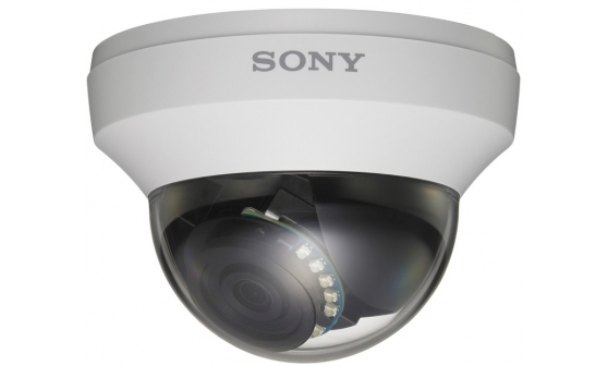SONY SSC-YM411R IR High Resolution Analog Mini Dome Camera