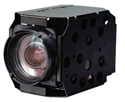 Hitachi VK-S114ER Zoom Chassis Camera