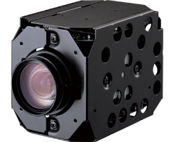 HITACHI VK-S274ER 22X BLC DSS 1.0 lx Color Zoom Cameras