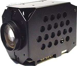 Hitachi VK-S654ER 35X Integration Color SONY CCD Camera