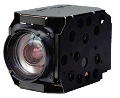 Hitachi VK-S655EN 12x Zoom Chassis Camera