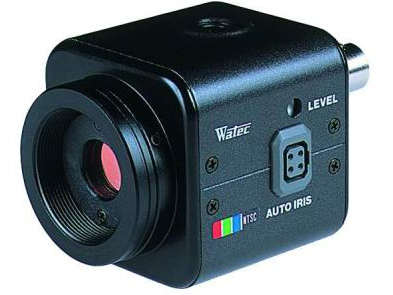 Watec WAT-221S Multi-function Low Illumination Color Video Camera