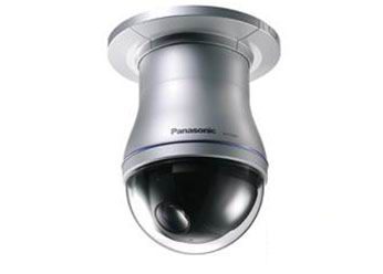 Panasonic WV-CS954 Color Dome PTZ Camera