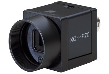 Small SONY XC-HR70 XGA 1/3-type PS Monochrome CCD Camera