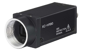 SONY XC-HR90 High Speed / High Resolution 1/3-type Progressive Scan B&W CCD Camera