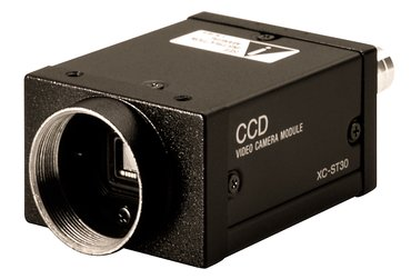 SONY XC-ST30 1/3 type CCD B/W Camera EIA