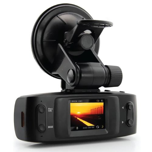 1080P/720P 30FPS Car DVR Camera IR LED Night Vision Vehicle Camcorder